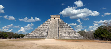 Chichen Itza. royalty free stock images