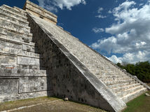 Chichen Itza. Royalty Free Stock Image