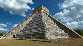 Chichen Itza. Stock Images