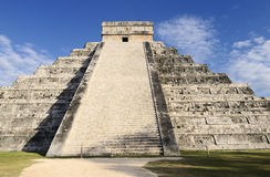 Chichen Itza Royalty Free Stock Photography