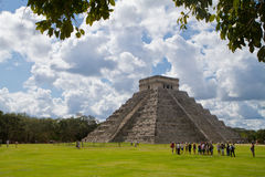 Chichen Itza Photographie stock