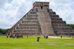Chichen Itza Fotografia de Stock Royalty Free