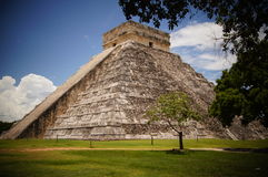 Chichen Itza Royalty-vrije Stock Fotografie