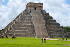 Chichen Itza Stockfoto
