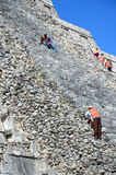 Chichen-itza Stockfoto