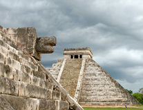 Chichen Itza Royalty Free Stock Photos