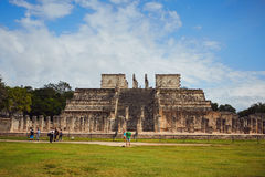 Chichen Itza Images stock