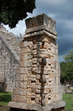 Chichen Itza. Old Ruins in Chichen Itza, Mexico Stock Photo