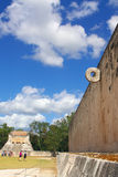 Chichen-Itza Royalty Free Stock Photos