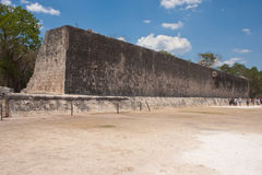 Chichen itza. In mexico in america Stock Photography