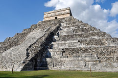 Chichen Itza Ancient Ruins in Mexico Stock Photos