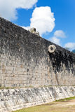 Chichen Itza Ball Court Royalty Free Stock Photography