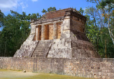 Chichen Itza Ball Court Stock Images