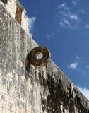Chichen Itza. Ball Court at chichen itza in mexico Stock Photography