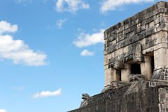 Chichen Itza Ball Game Royalty Free Stock Photography