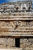 Chichen Itza building Royalty Free Stock Image