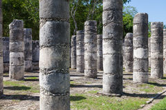 Chichen Itza complex, Mexico Royalty Free Stock Photo
