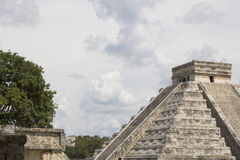 Chichen Itza EL-castillo Kukuklan-Tempel, acient Kultur, Yucatan, Mexiko Stockfotos
