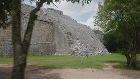 Chichen Itza, el convento de monjas, central de Zona metrajes