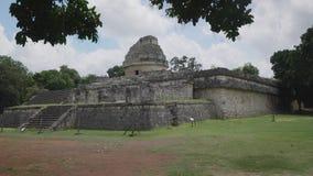 Chichen Itza, el observatorio almacen de video