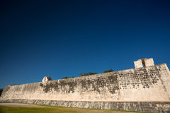 Chichen Itza Great Ball Court, Mexico Stock Images