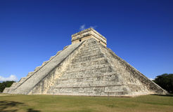 Chichen Itza i Yucatanen Royaltyfria Foton