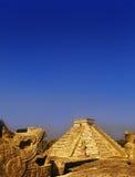 Chichen Itza - il Messico Fotografie Stock