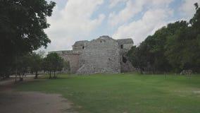 Chichen Itza, il monastero, centrale di Zona archivi video