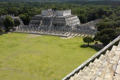 Chichen Itza, Jukatan, Meksyk - Obraz Stock