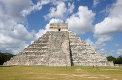 Chichen Itza Stock Photography
