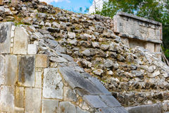 Chichen Itza, a large pre-Columbian city built by the Maya civil Stock Images