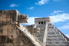 Chichen Itza, México Foto de Stock Royalty Free