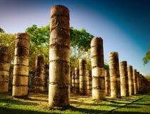 Chichen Itza, México Imágenes de archivo libres de regalías