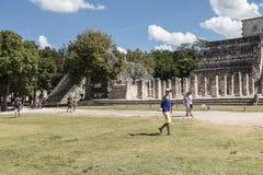 Chichen Itza, México Fotografia de Stock Royalty Free