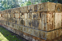 Chichen Itza. Majestic structures of XChen. The capital of Itza tribe Royalty Free Stock Photography