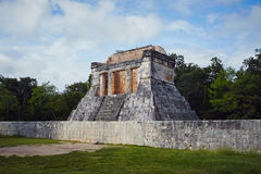 Chichen Itza. Majestic structures of XChen. The capital of Itza tribe Royalty Free Stock Photo
