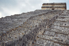 Chichen Itza. Majestic structures of XChen. The capital of Itza tribe Stock Photos