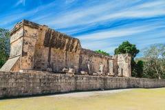 chichen itza Majskie ruiny, stary miasto Jukatan, Meksyk Zdjęcie Stock