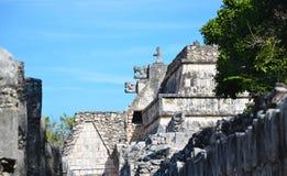 Chichen-itza. Maya ruins, Yucatan, Mexico Stock Photography