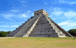 Chichen-itza Stock Image