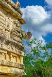 Chichen Itza Maya Ruins in Yucatan, Mexico stock images