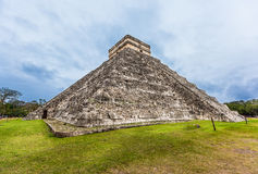 Chichen Itza, Mayan Pyramid, Cancun, Mexico Royalty Free Stock Photos