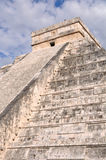 Chichen Itza Mayan Ruin Royalty Free Stock Photo