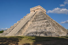 Chichen Itza Mayan Ruin Royalty Free Stock Images