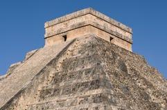 Chichen Itza Mayan Ruin Royalty Free Stock Image