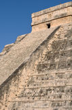 Chichen Itza Mayan Ruin Royalty Free Stock Photography