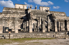 Chichen Itza Mayan Ruins Stock Images