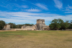 Chichen Itza. Mayan ruins, old city  Yucatan, Mexico Royalty Free Stock Photography