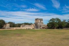 Chichen Itza Mayaruinen, alte Stadt Yucatan, Mexiko Lizenzfreie Stockfotografie