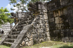 Chichen Itza, MEKSYK, turystyka, archeologia Obraz Stock